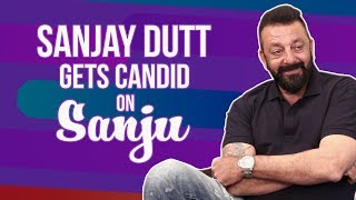 Sanjay Dutt gets candid on Sanju | Bollywood | Pinkvilla | Ranbir Kapoor