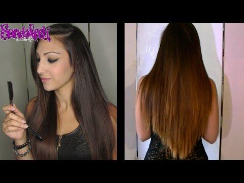 [Cabello] DIY   Corte a capas manteniendo el largo - ¡Córtate el pelo en casa! - EL RETORNO