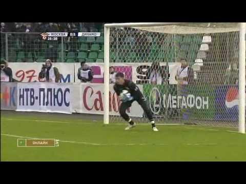 30тур ЧР09: ФК Москва - Динамо