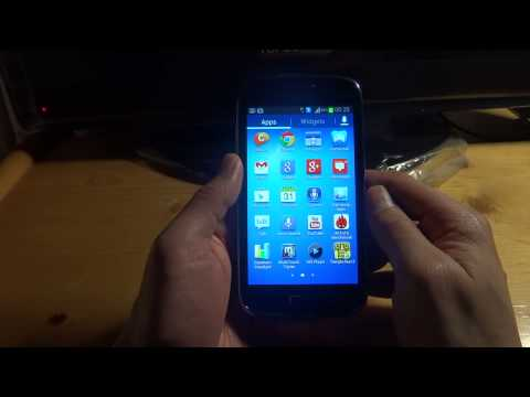 Samsung Galaxy Core Dual Sim GT-I8262 Test 2