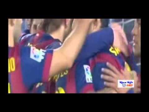 Fc Barcelona Vs Elche 5-0 All Goals & Hightlight - Copa Del Rey HD