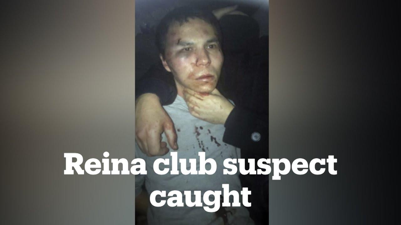 Suspected Istanbul nightclub attacker arrested