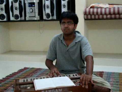 Amey Ghule singing Saanware!!