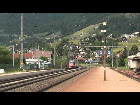 TTR97 The Railways of Austria part 5 The Brenner railway & Innsbruck