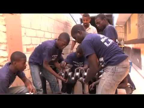 2. The War Against War (2 of 5): Peacekeeping in Action HAITI.mov