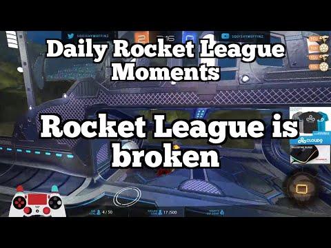 Daily Rocket League Moments: Rocket League is broken