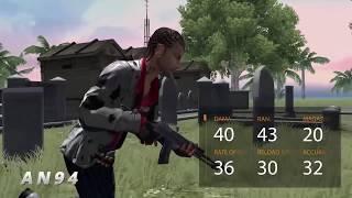 AR94 - Game play da Nova Arma - Free Fire🔥Battlegrounds