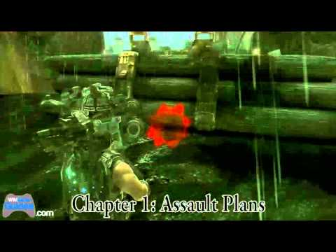 Gears of War 3 Collectibles (Hoarder Achievement) - Act 5 -- Chapter 1: Home Away from Home