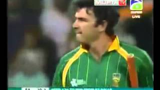 Rohith Sharma's best fielding vs south africa in 2007 t-20 world cup