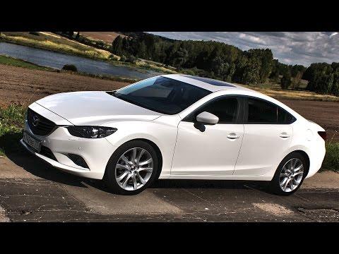 За что любят Мазду 6? Тест драйв Mazda 6 2014 на ходу (ч.9)