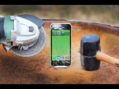 Убийство iPhone 5C / Crash Test