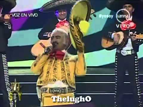Yo Soy VICENTE FERNANDEZ [01/05/13] 
