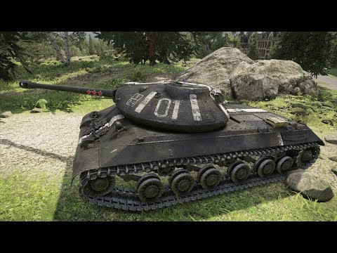 World of Tanks (Xbox One) Goldene Liga 24 : Kirovets 1 Direkt ein neuer Liebling