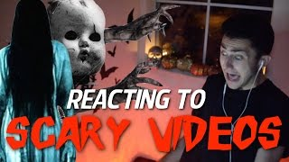 Download Lagu WATCHING THE SCARIEST VIDEOS OF MY LIFE Gratis STAFABAND