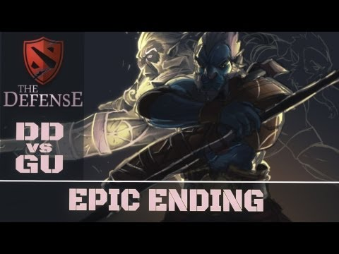 DD vs Gamers University - Epic Ending and 3x Rampage @ The Defense 3