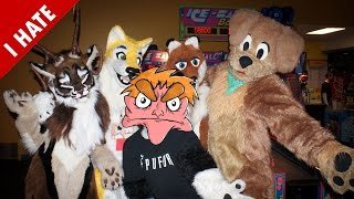 I HATE FURRIES
