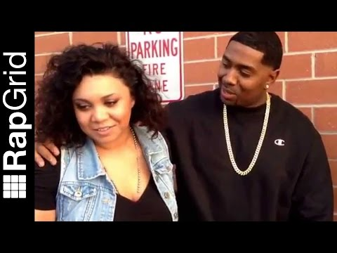 Daylyt Threatens to Make Out With Aye Verb Before Their Battle! (Verb Walks Off) | #TheBlueprint