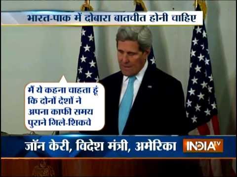Target all terror groups threatening region,  John Kerry says to Pak