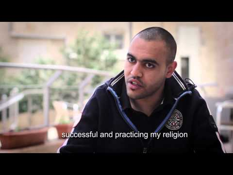 Meet Nayef - Israeli Arab Muslim Bedouin - StandWithUs