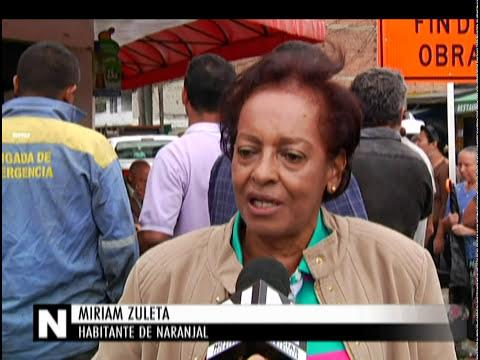 Habitantes de Naranjal insisten en que fueron excluidos del censo de 2013 [Noticias] - TeleMedellin