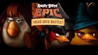 ANGRY BIRDS EPIC MOEDAS DE OURO RAPIDO E FACIL