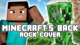 Minecraft's Back (Song) | Rock Cover by Endigo | Original by TryHardNinja