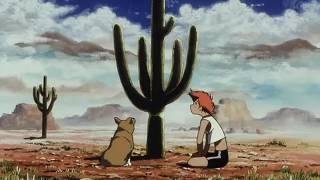 COWBOY BEPOP - Chicken Bone | Ed and Ein high in the desert