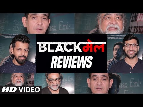Movie Reviews:  Blackमेल  | Irrfan Khan, Kirti Kulhari | Abhinay Deo | ►Blackmail In Cinemas