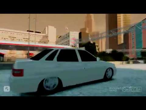 GrandGame TV.GTA IV.ВАЗ 0110