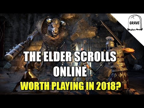 (PS4) The Elder Scrolls Online: Is It Worth Playing In 2018?