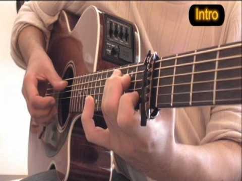 Je L'aime à Mourir (Cabrel) - Cours De Guitare Facile, Morceau Stylé !