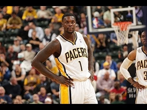 Lance Stephenson Dunks Lance Stephenson Dunks And