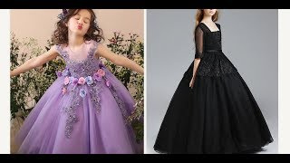 Top stylish and beautiful fancy frocks for baby girls .best 30 baby frocks