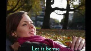 Watch Dionne Warwick Let It Be Me video