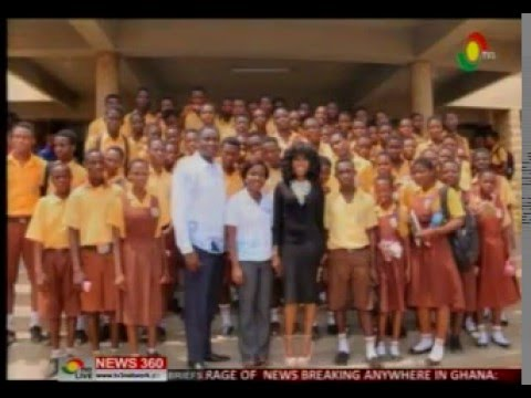 News360 - Free seminar organised for pupils in Accra - 21/2/2016