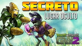 Plantas vs Zombies: Garden Warfare 2 - Lugar Oculto !!