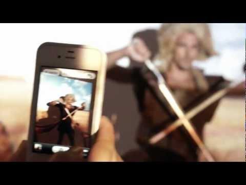 Evita & The Huntsman - The making of - אוויטה בר