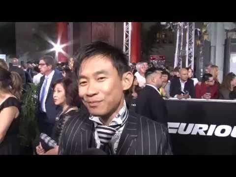 Furious 7: James Wan Exclusive Premiere Interview
