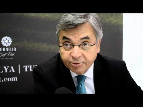 Zafer Alkaya, general manager, Cornelia Diamond Turkey