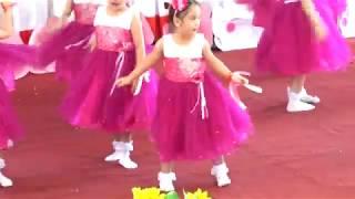 Sumi múa tổng kết năm học 2017-2018 - Trường mầm non Thiên Thần
