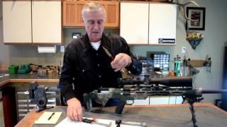 Measuring a Rifles Throat