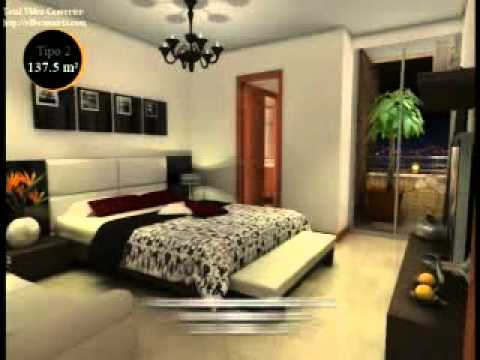Apartamento tres 3 alcobas 137 5 m2 proyecto faro de for Decoracion alcobas modernas