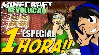 Minecraft: A REVOLUÇÃO - 1 HORA - ESPECIAL! #15