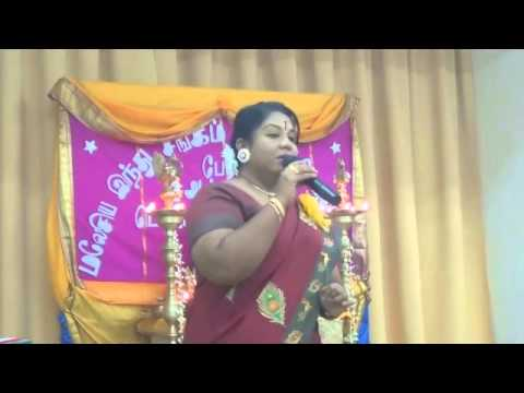 Johor Culture - Amma Bhagawan - Jayamani Ji- Seg 1 video
