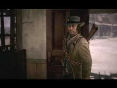Red Dead Redemption short film 1/3