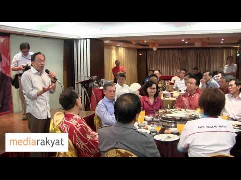 Anwar Ibrahim: New Direction For Selangor & What's In Store For The People? video