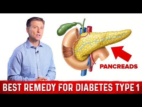 Best Remedy for Diabetes Type 1