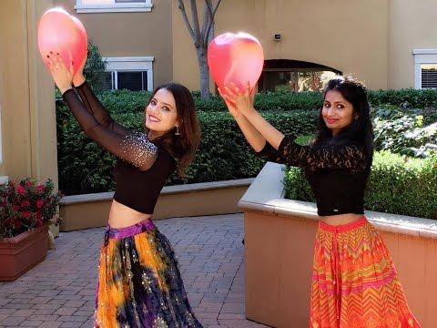 Udi Udi Jaye   Raees  Desi Twist   Shah Rukh Khan  Bollywood Dance   Mahira Khan