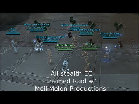 All Stealther Raid - Story Mode Ec video