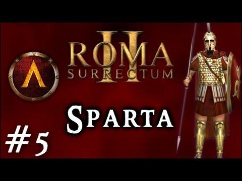 Let's Play: Roma Surrectum 2 - Sparta Campaign - Ep. 5